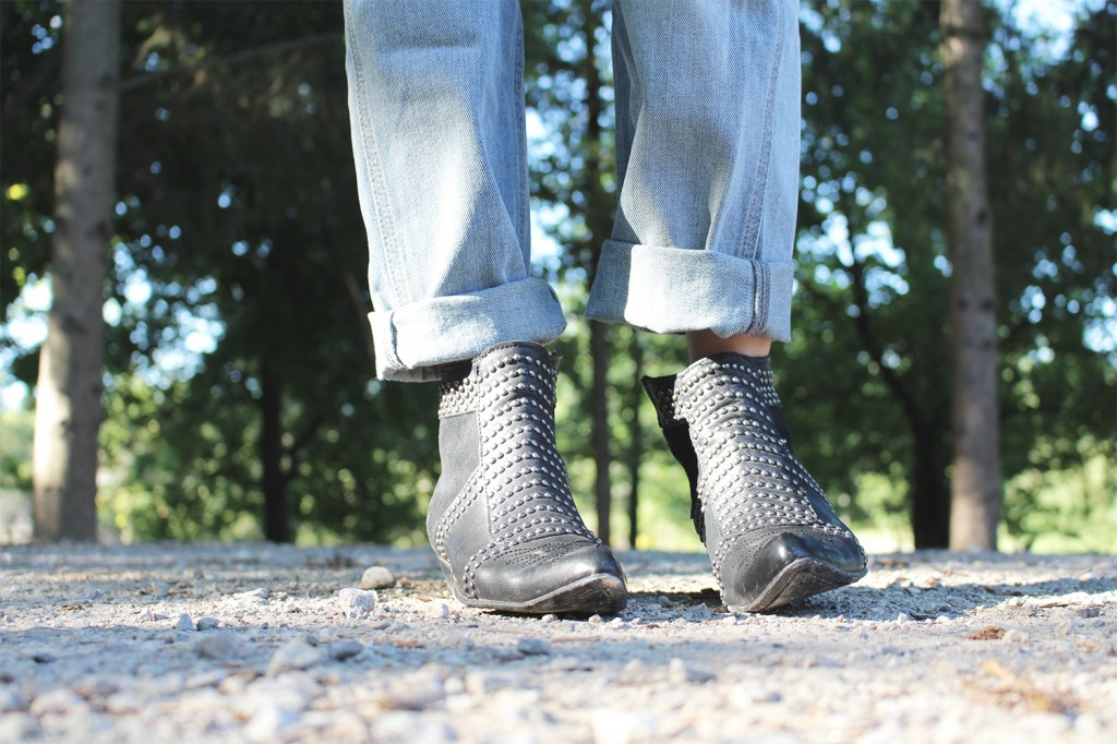 Anine Bing boots.