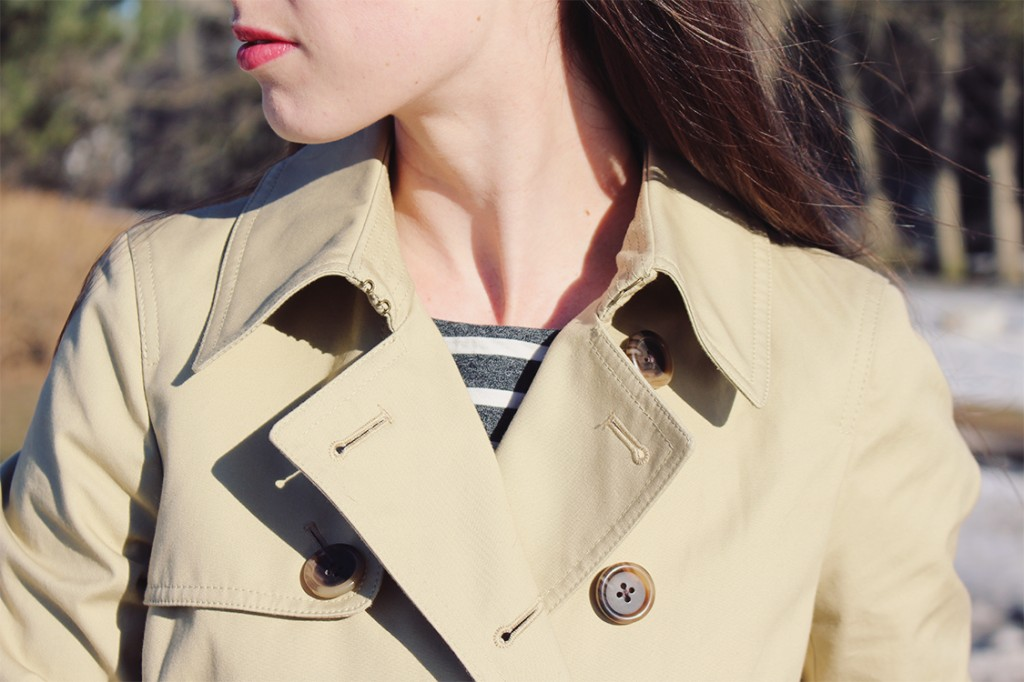 Style Bee - Trench Time