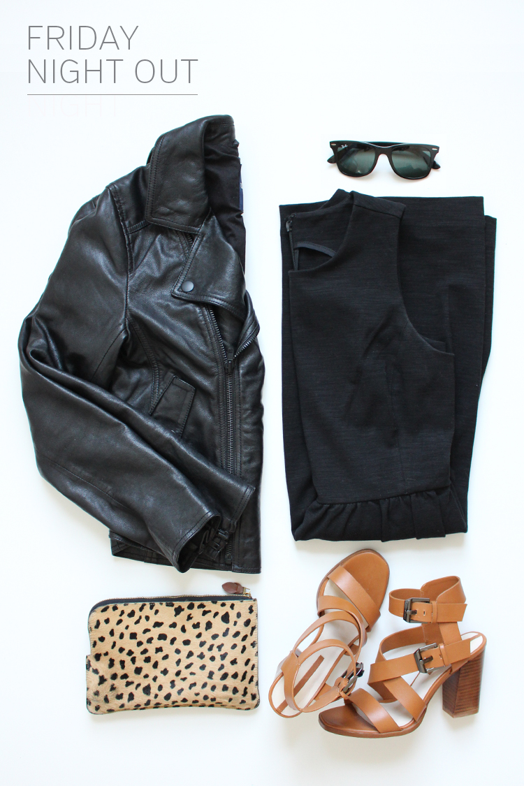 Style Bee - Light Packing - Friday Night