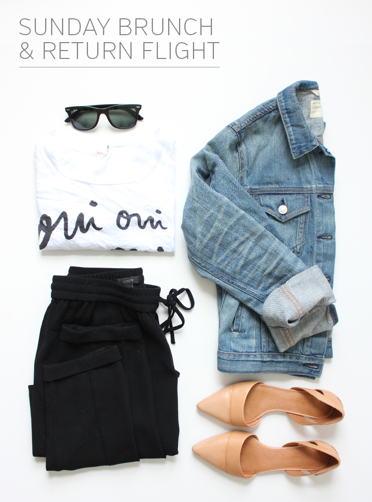 Style Bee - Light Packing - Sunday Brunch