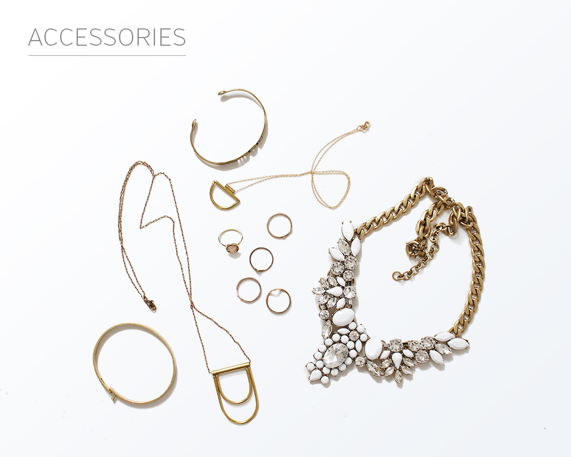 Style Bee - Light Packing - Accessories