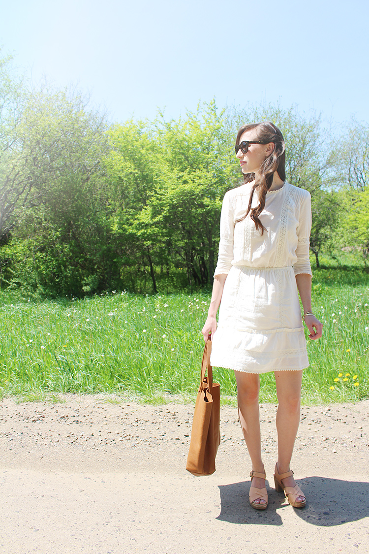 Style Bee | Country White Style