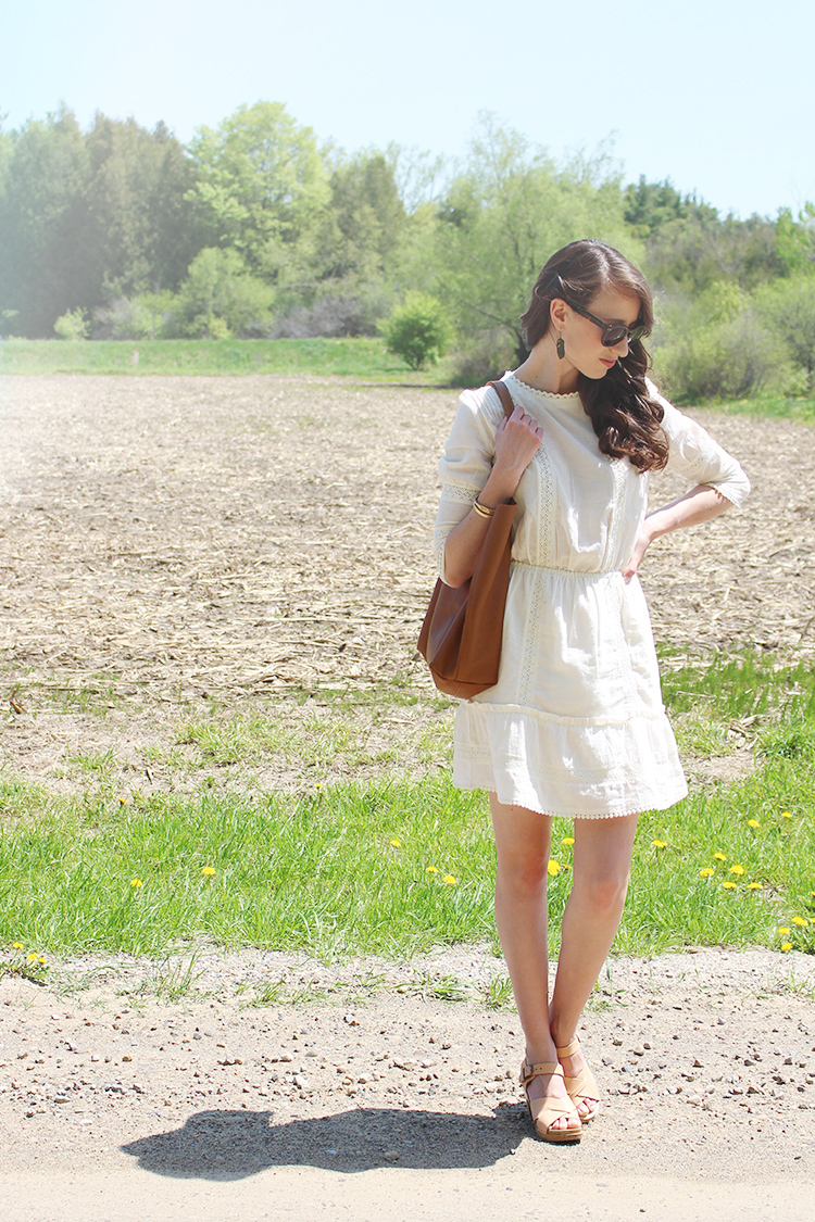 Style Bee   Country White Style