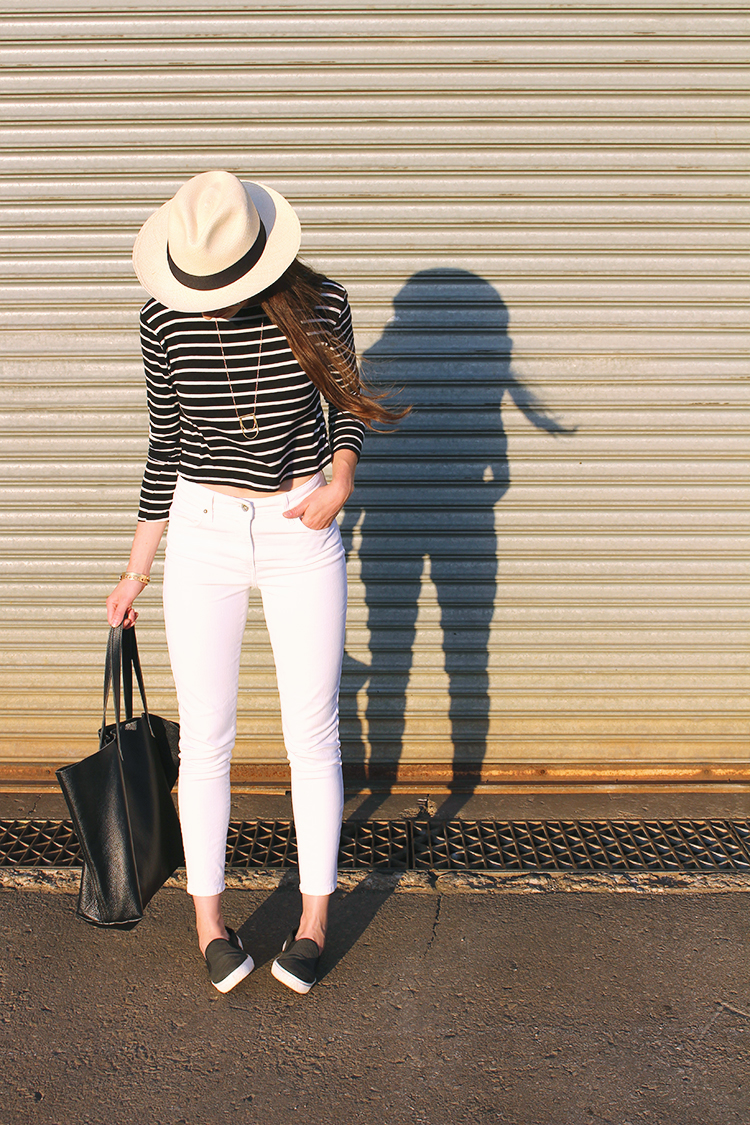 Style Bee - Sunset Stripes