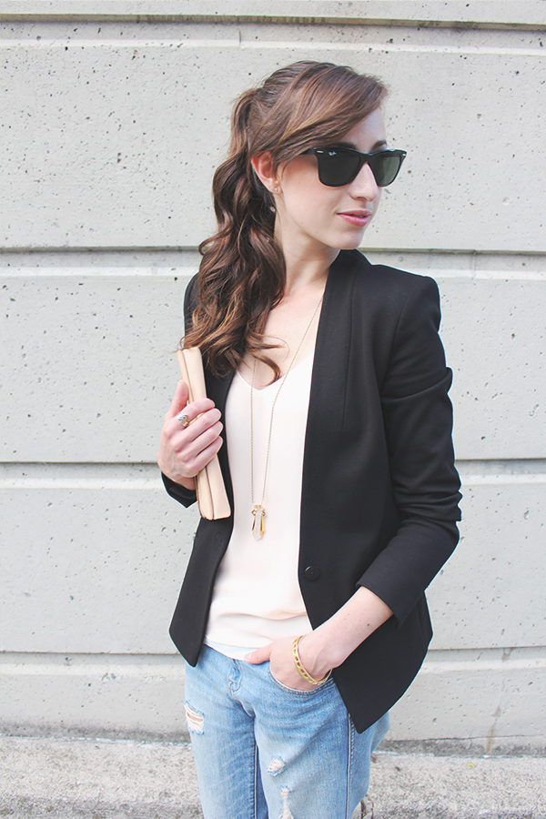 Style Bee - Slouch & Structure