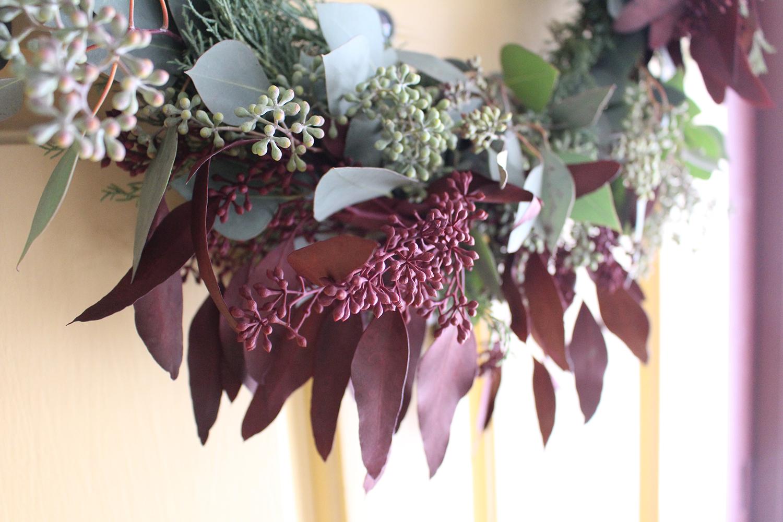Style Bee - Winter Wreath