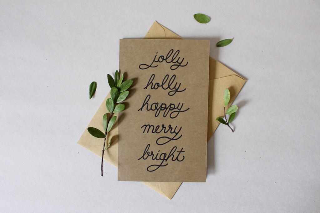 StyleBee - Christmas Cards