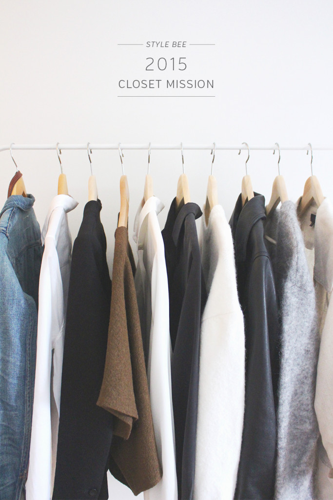 Style Bee - Closet Mission 2015