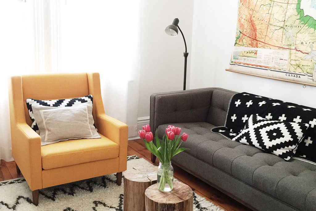 Style Bee - Living Room