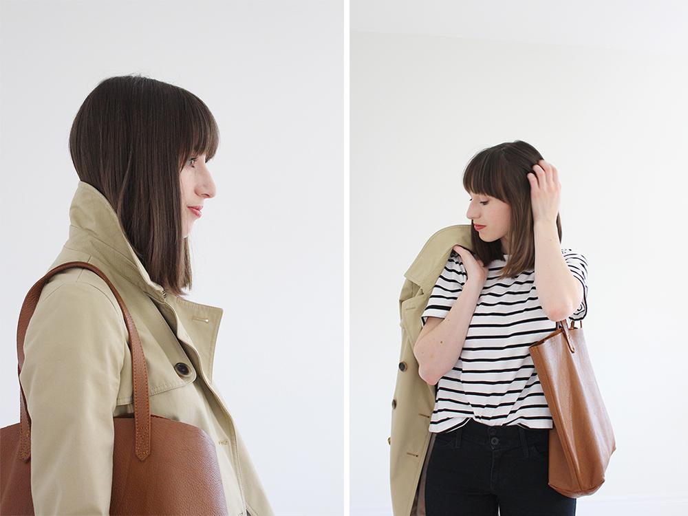 StyleBee - Look 10 - Spring Stripes
