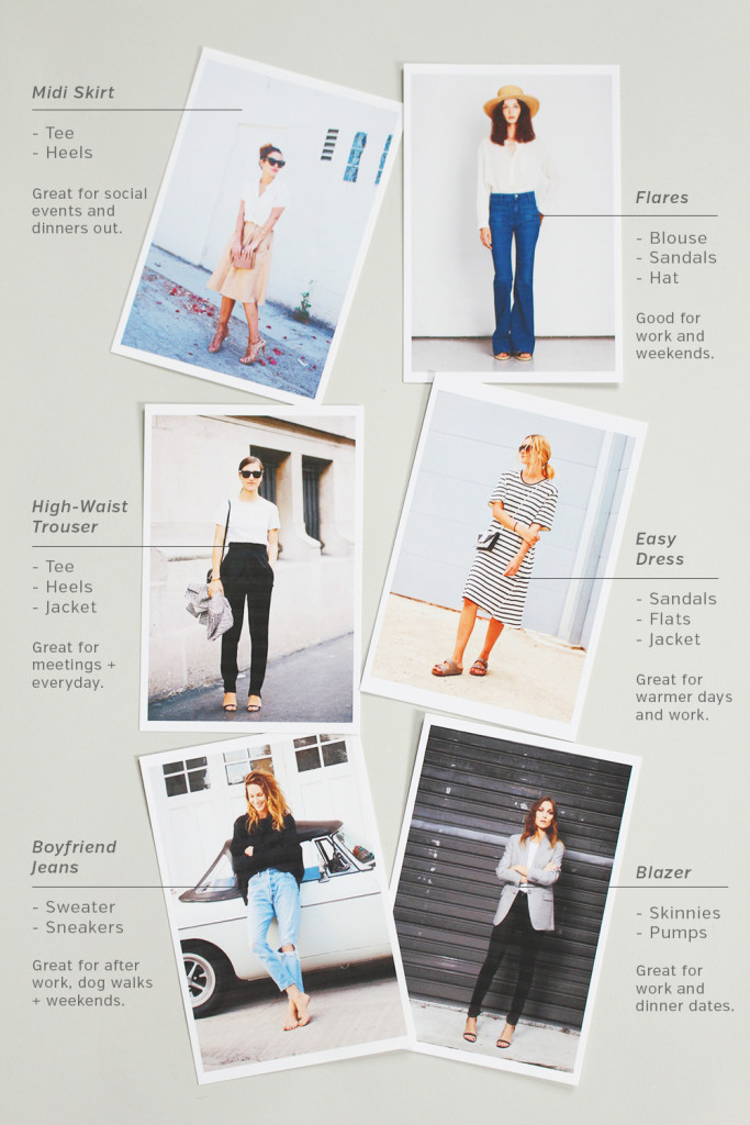 StyleBee - Closet Mission - Shape + Fit