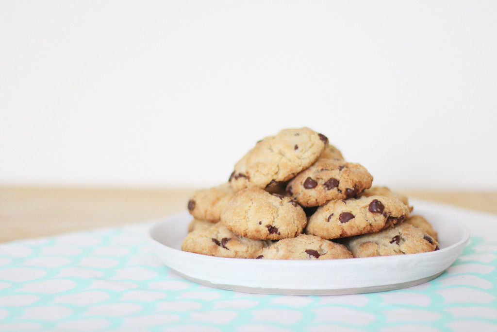 Style Bee - Choco Chip Cookie Recipe