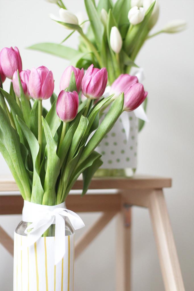 Style Bee - Printable - Vase Wrap
