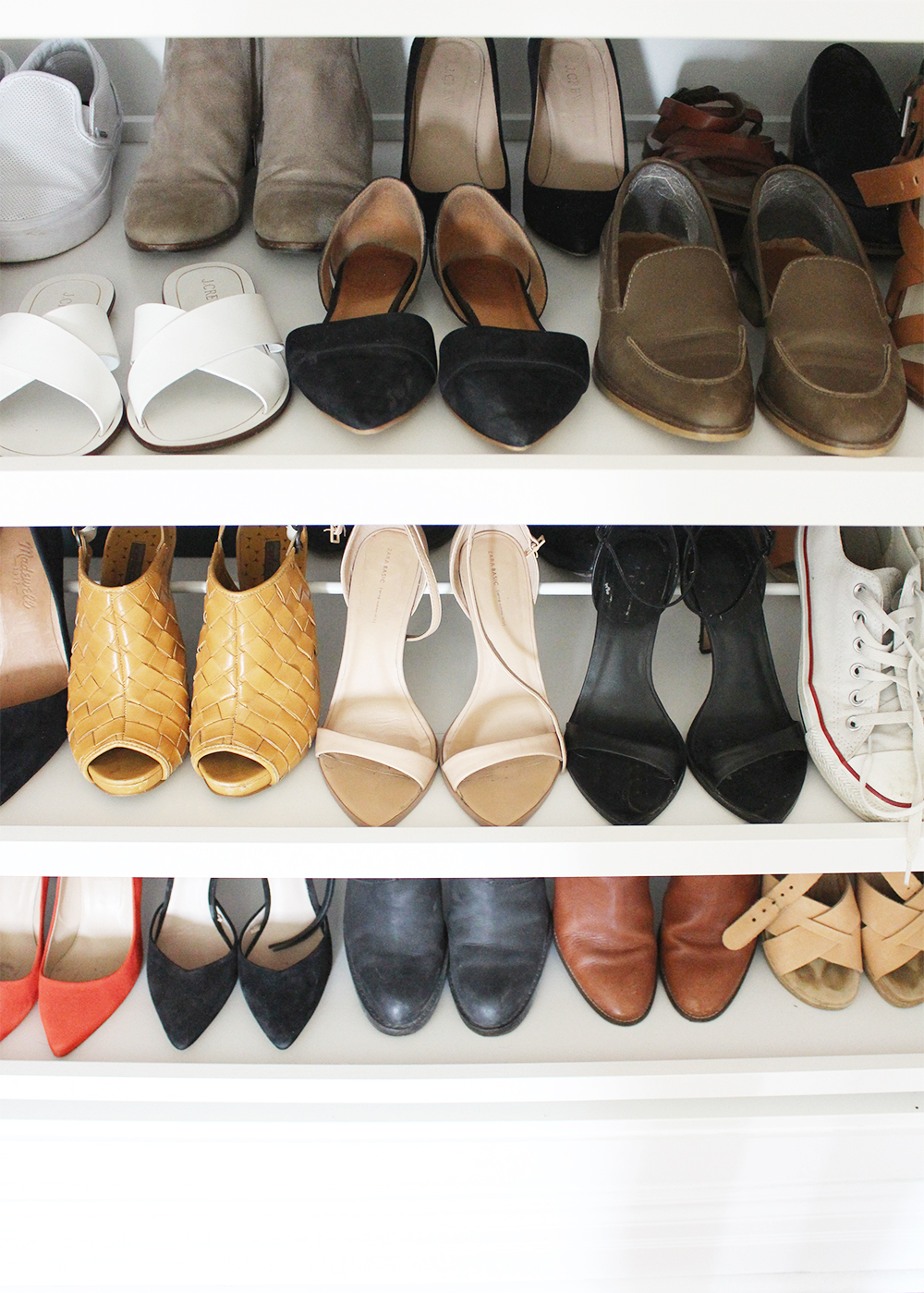 Style Bee - Closet Mission - Clean Out