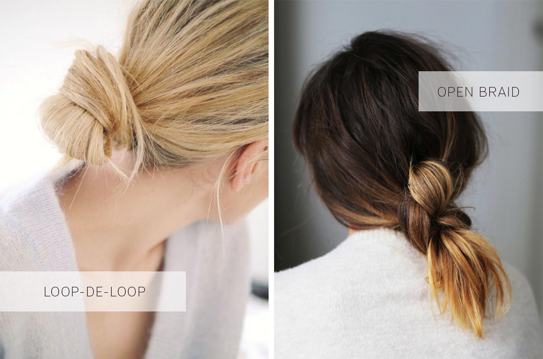 Style Bee - Easy Summer Hairdos