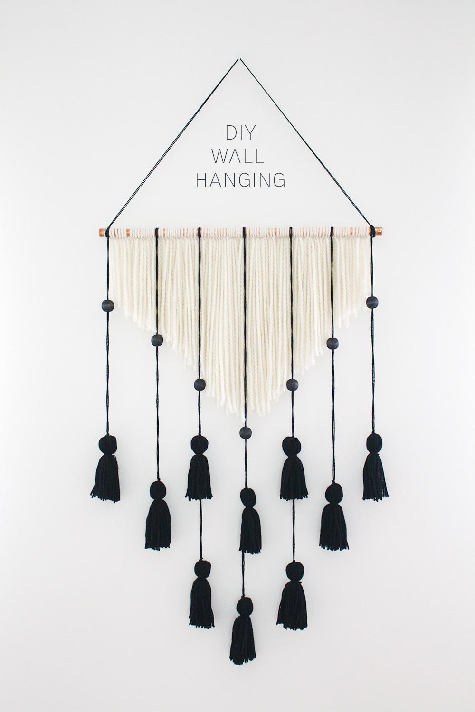 Style Bee - Wall Hanging DIY