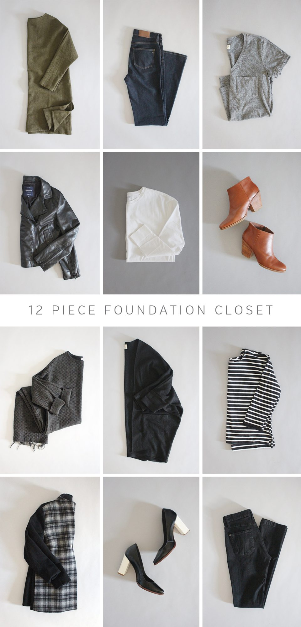 Style Bee Fall Foundation Closet