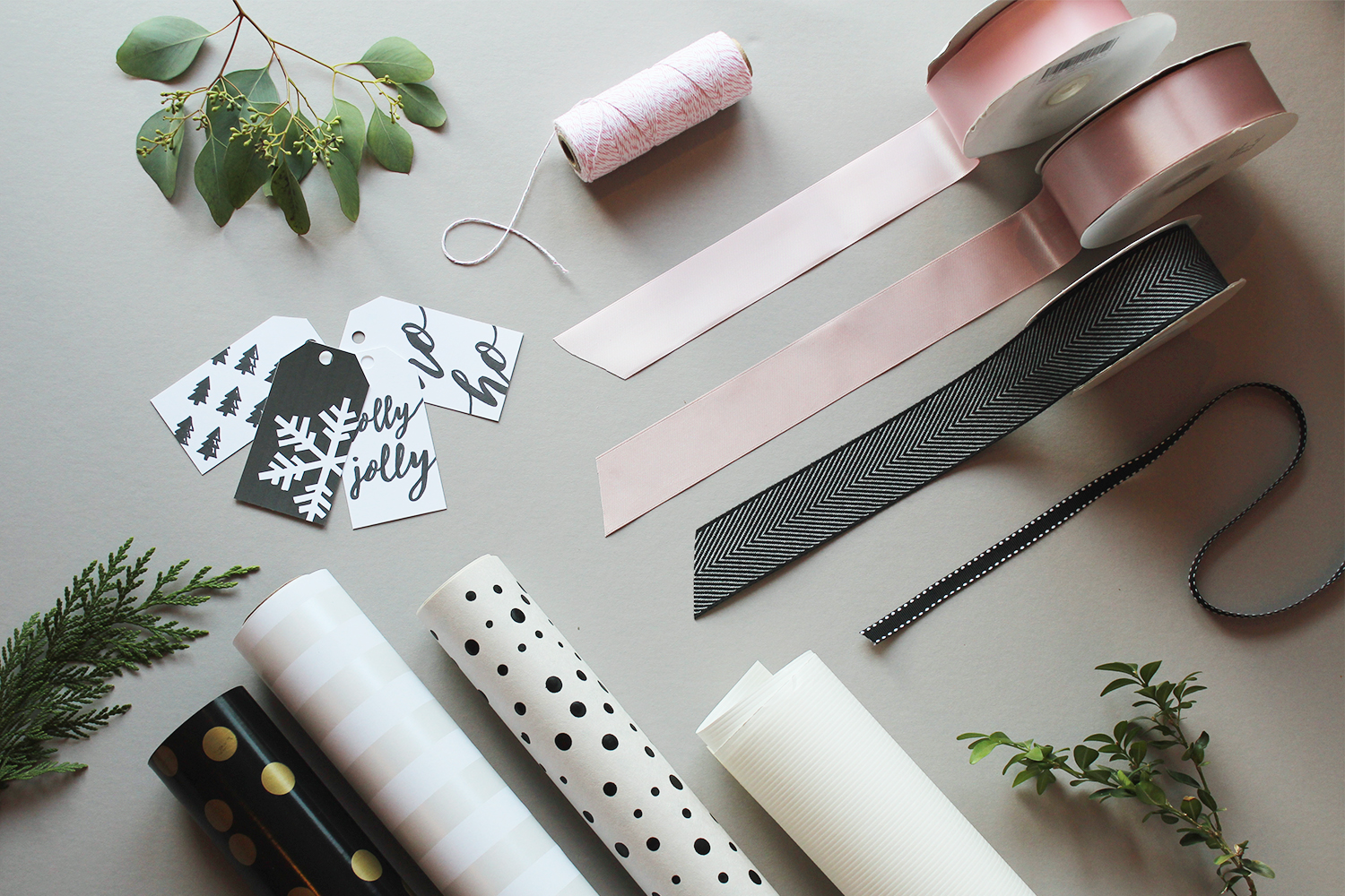 Style Bee + Blush - Printable Gift Tags