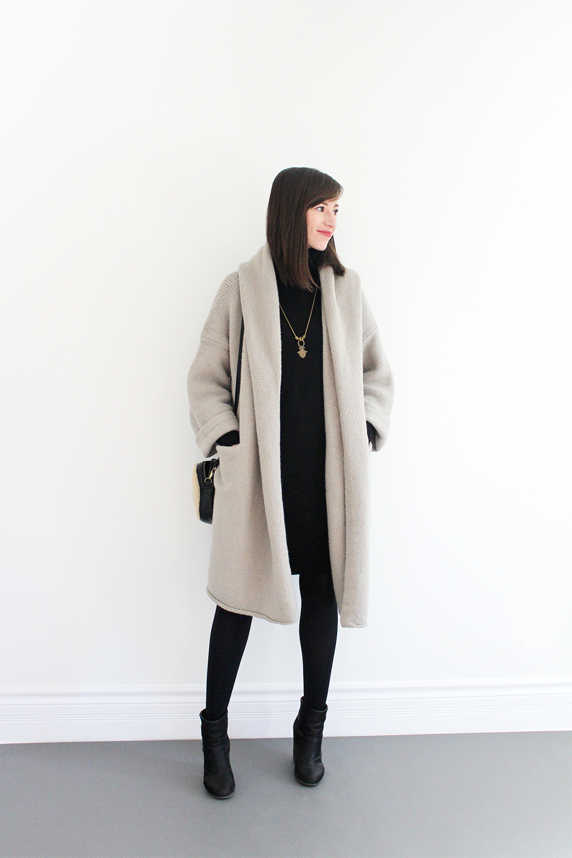 Style Bee - Look 2 - Coat Craze