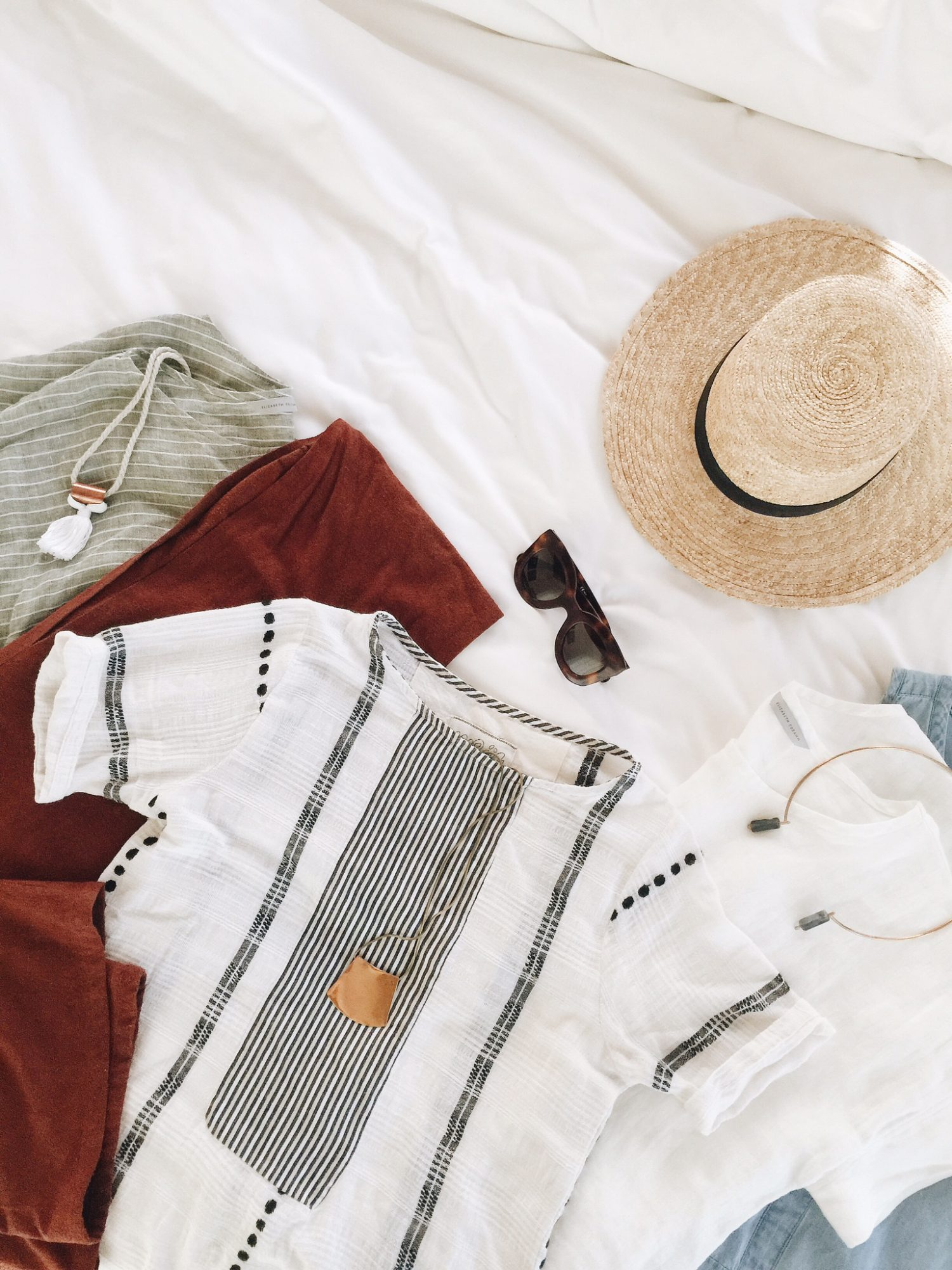 Style Bee - Costa Rica - What I Packed