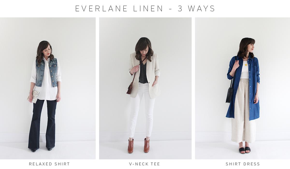 Style Bee - Everlane Linen - 2/3