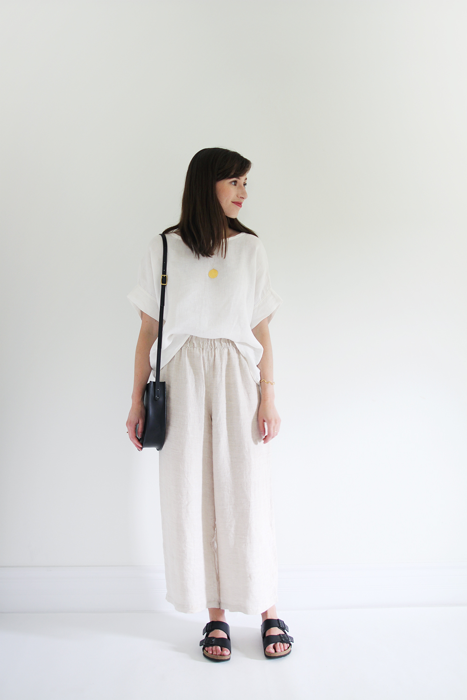 Style Bee - Light Linen