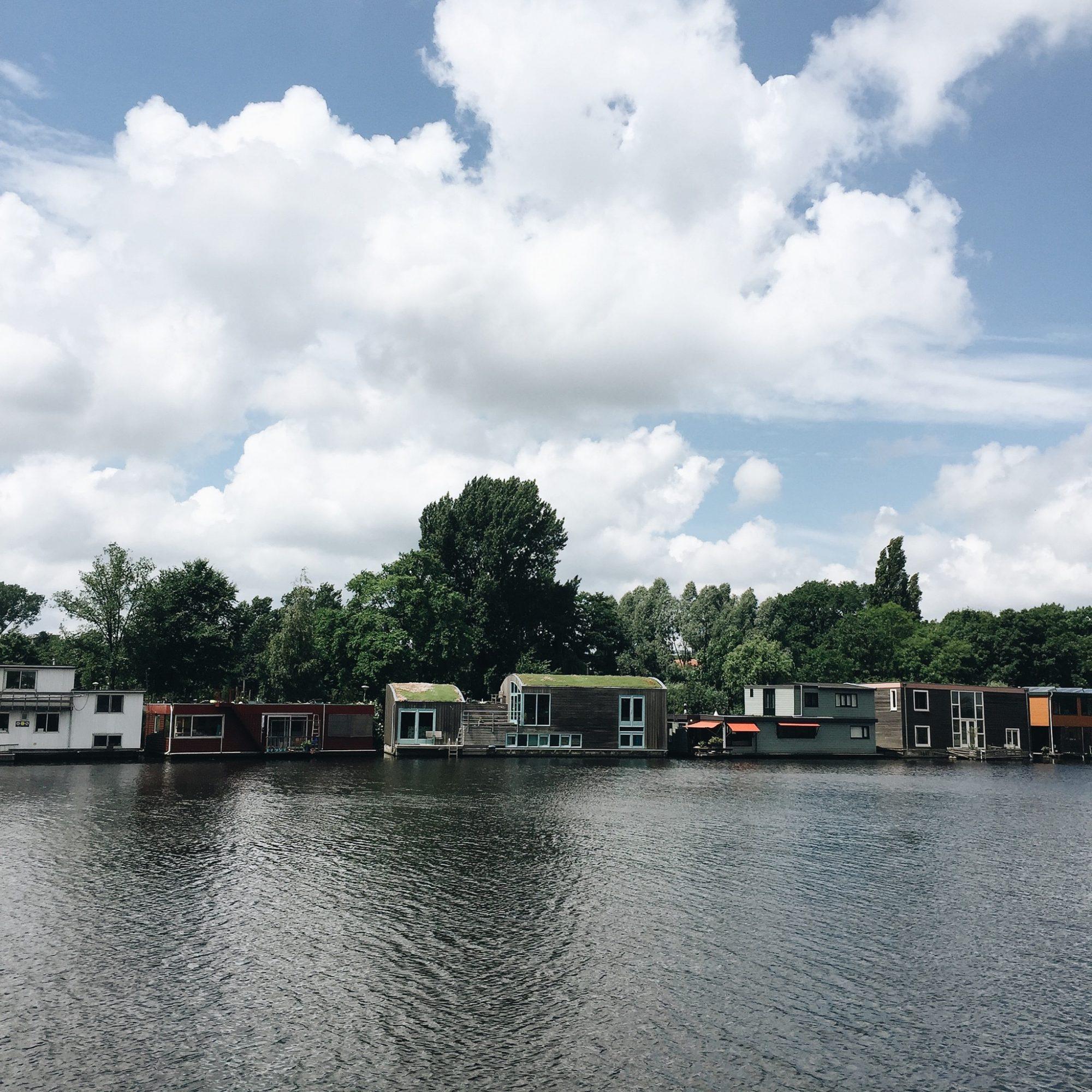 Style Bee - Trip to Paris + Amsterdam