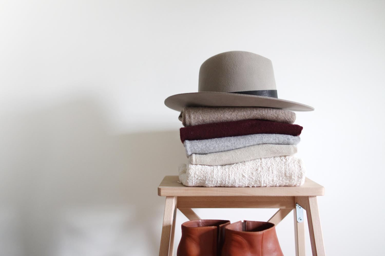Style Bee - Fall Closet Prep
