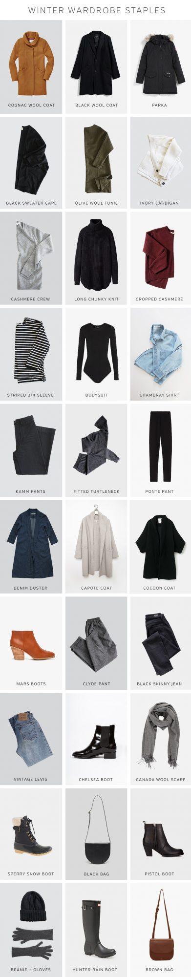 Style Bee - Winter Closet Assessment