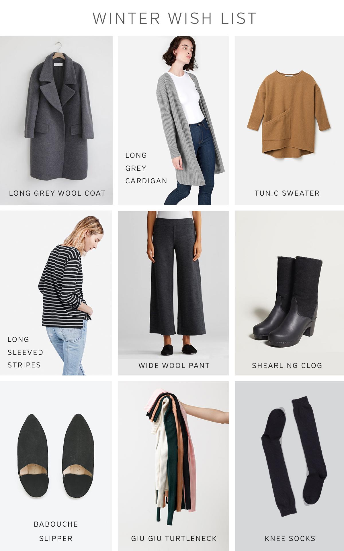 Style Bee - Winter Wardrobe Assessment