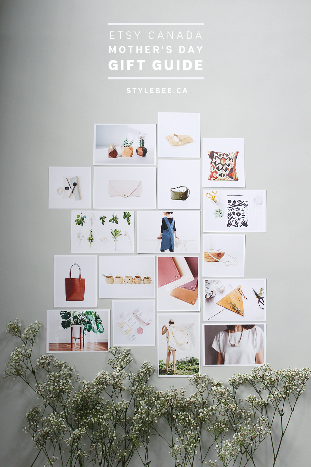 Style Bee - ETSY CA - Mother's Day Gift Guide