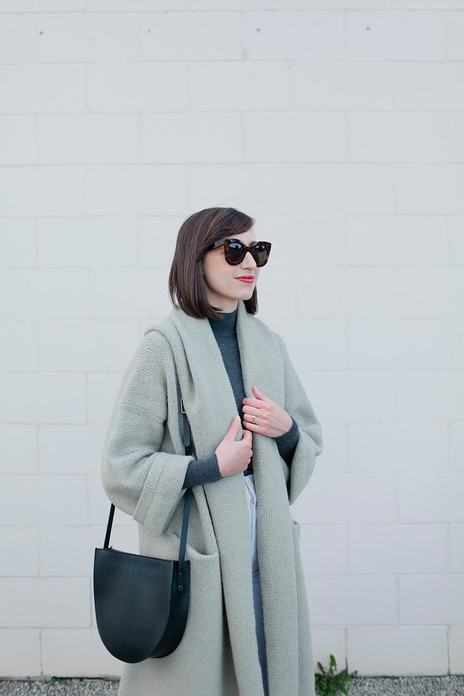 Style Bee - Capote Coat