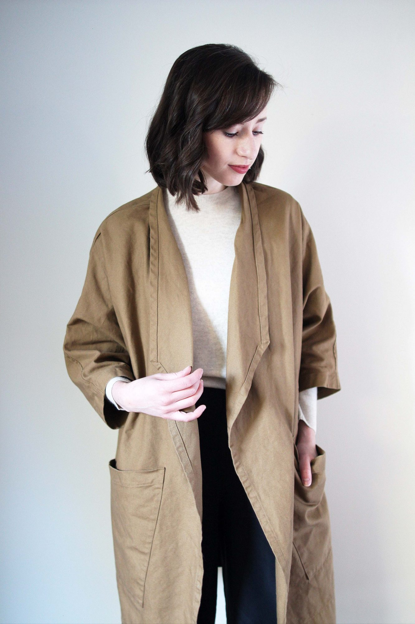Style Bee - Harper Jacket Review