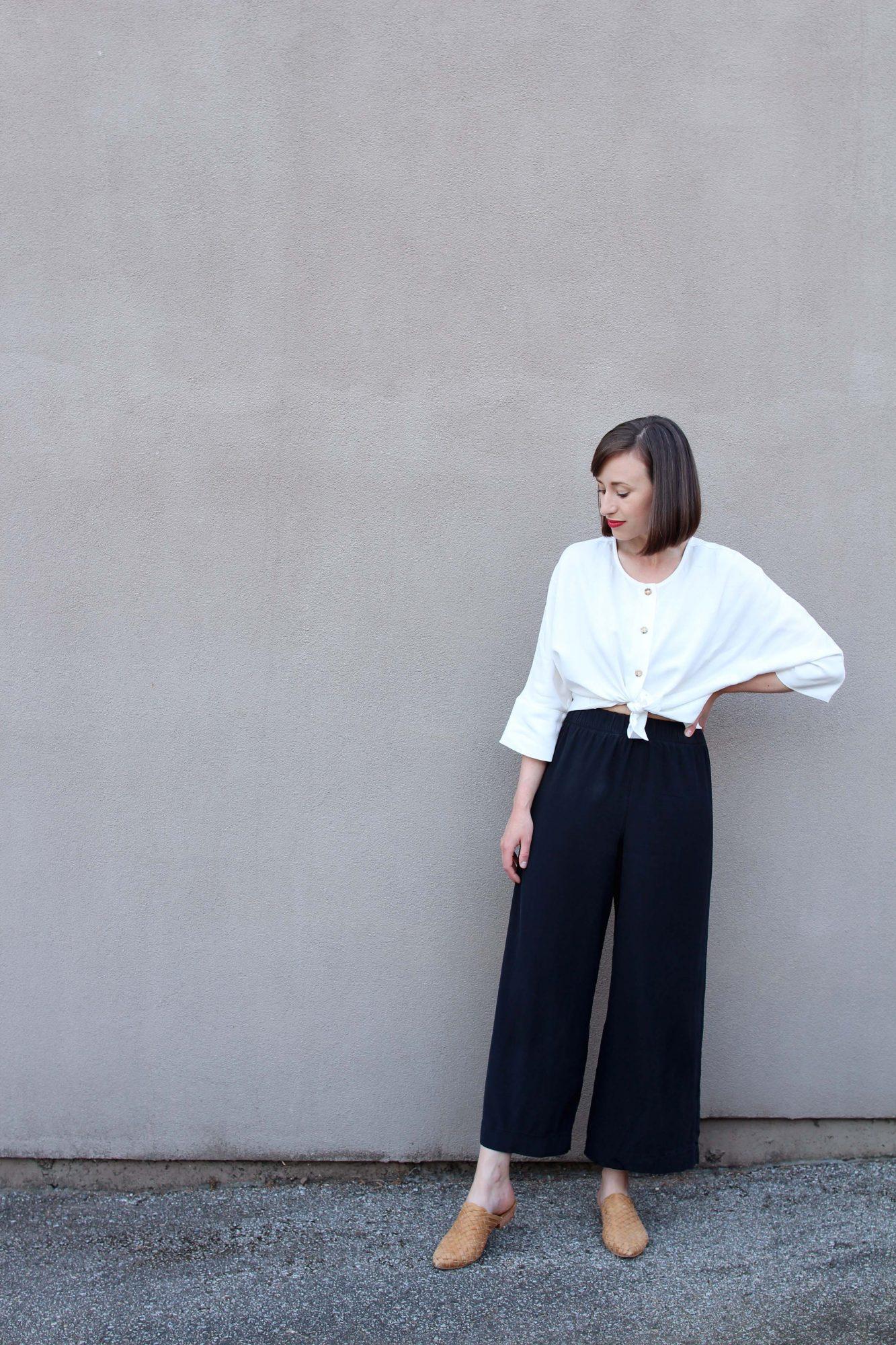 Style Bee - St. Agni Paris Mule Review