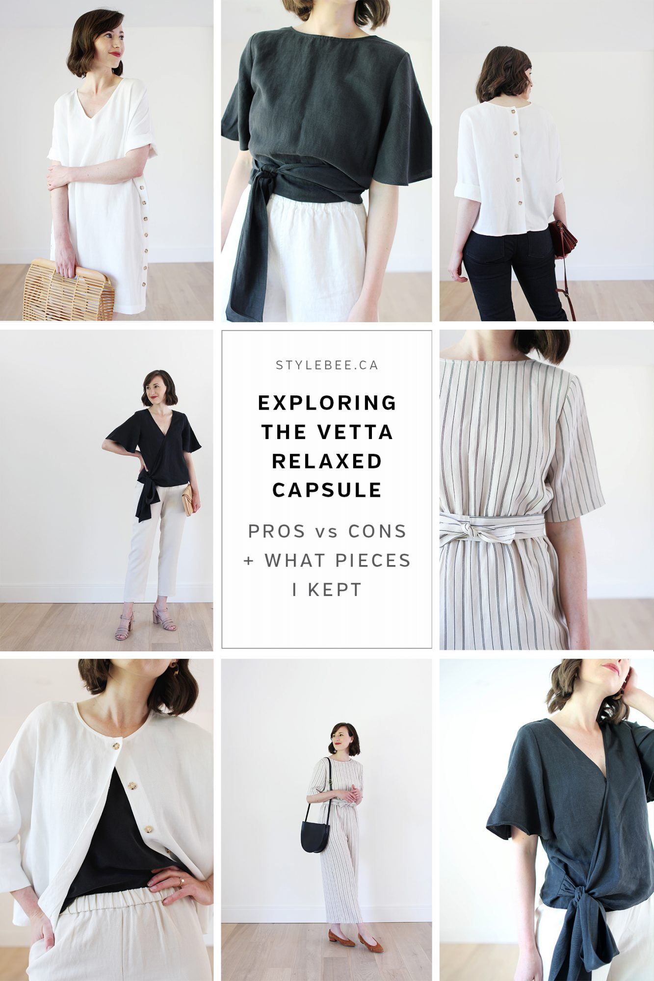 Style Bee - VETTA - Relaxed Capsule