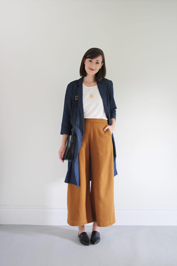Style Bee - Jamie + The Jones - Pants + Kimono Review