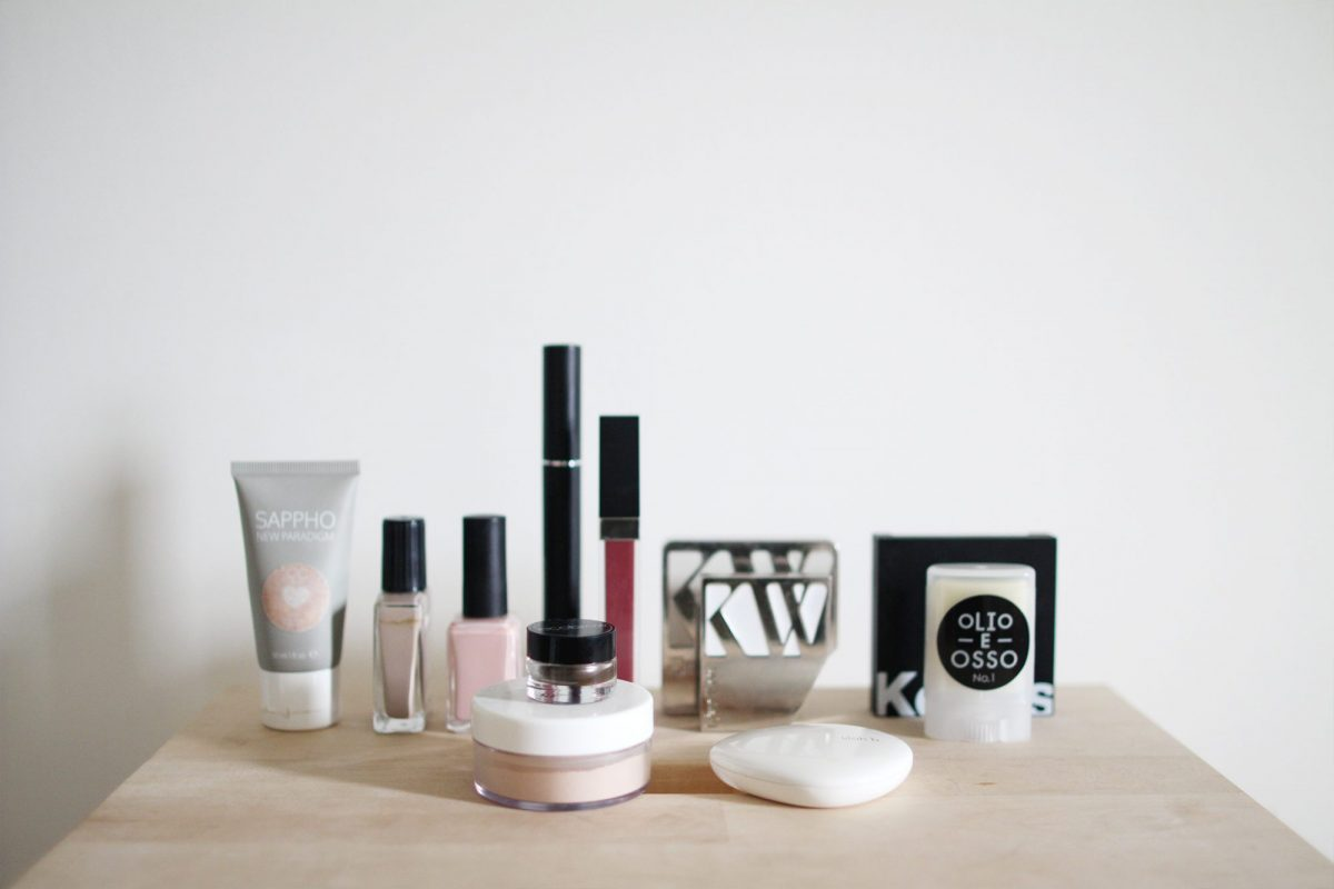 Style Bee - My Current Clean Beauty Go-Tos