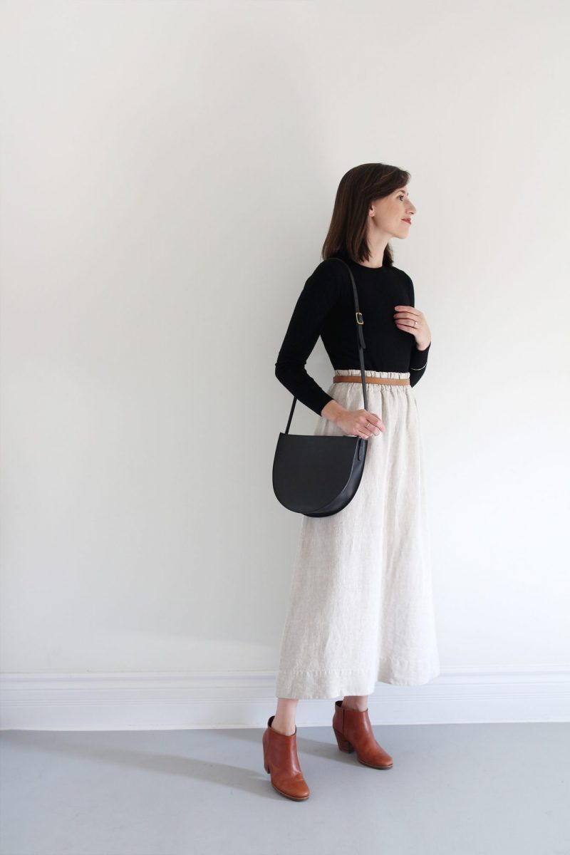 Style Bee - How To Style Summer Faves for Fall Weather