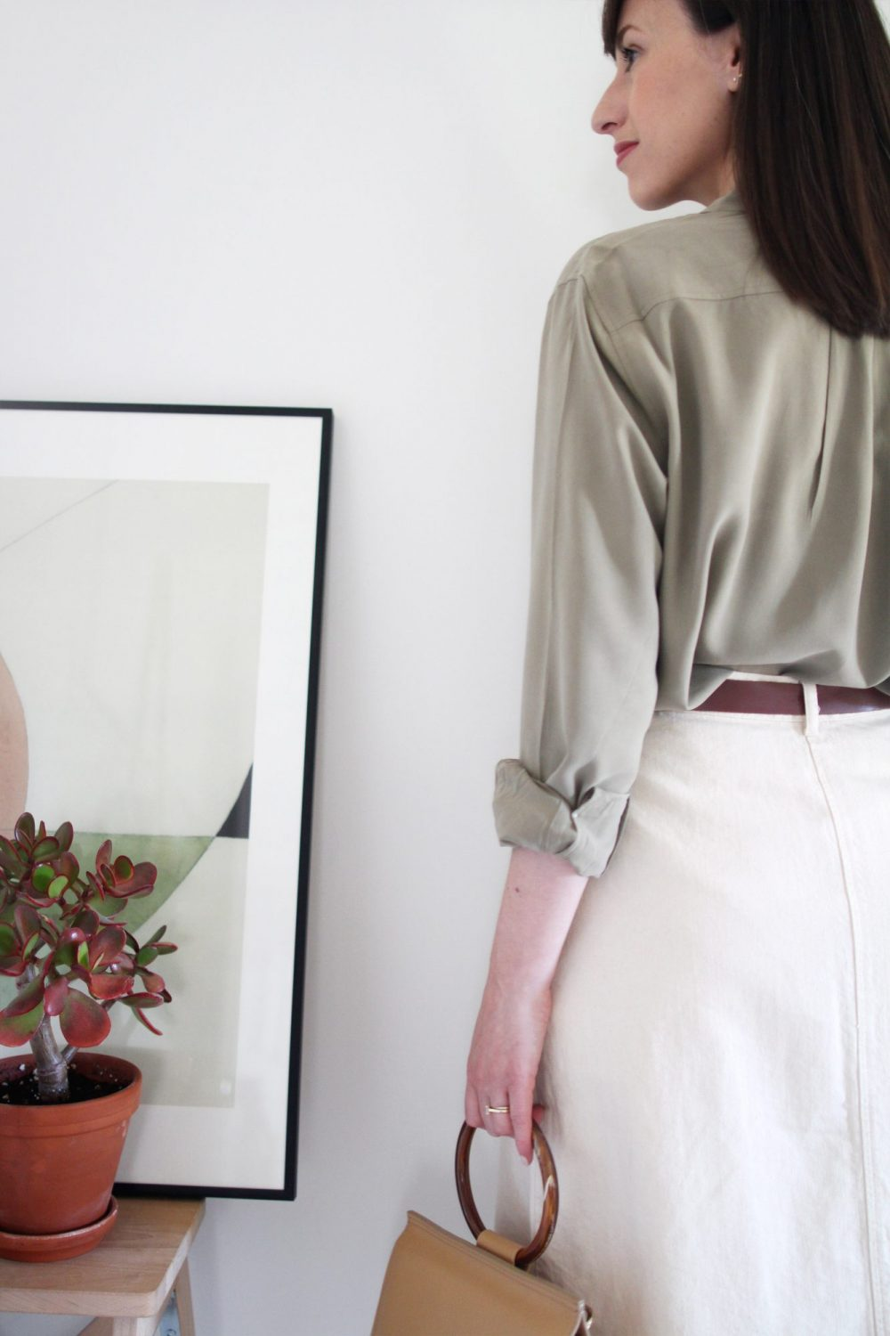 Style Bee - Everlane Fall Staples - Look 2