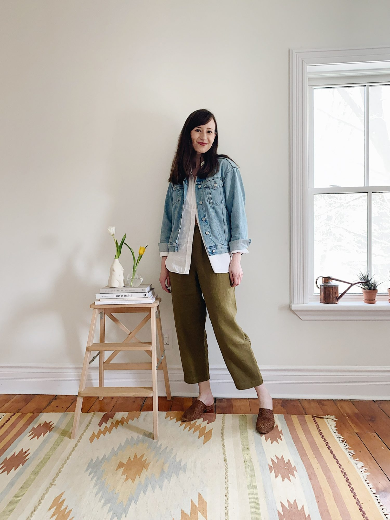 Style Bee - What I Wore Last Week